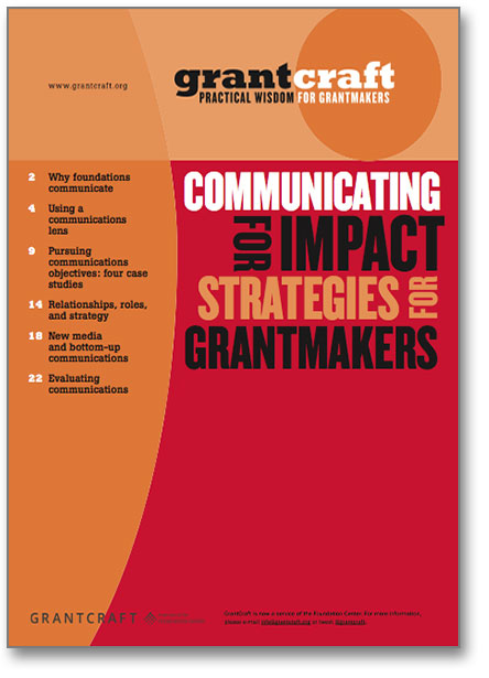 Communicating Impact