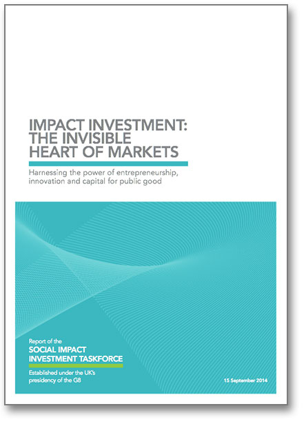 Impact Investment Invisible Markets