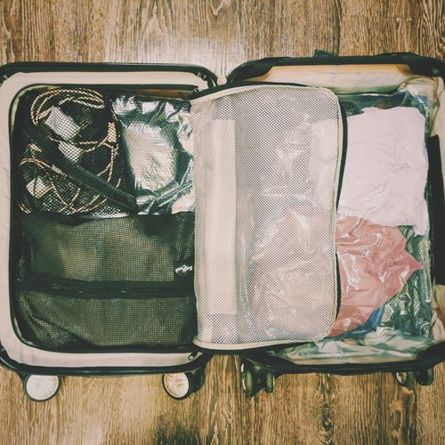 d874c21e5aa6 How to pack for a 2-week trip in a carry-on — travel. paint. repeat.