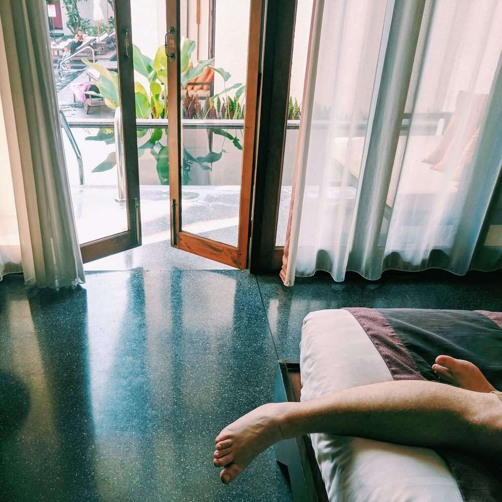 How I stayed in a luxury hotel for $106/night in Chiang Mai, Thailand