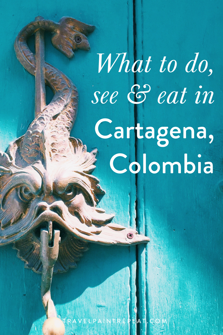 What to do, see & eat in Cartagena, Colombia