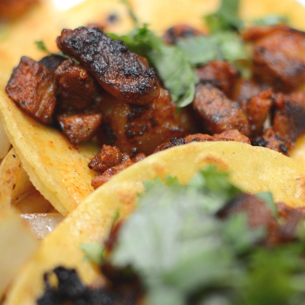 Street Tacos - Al Pastor