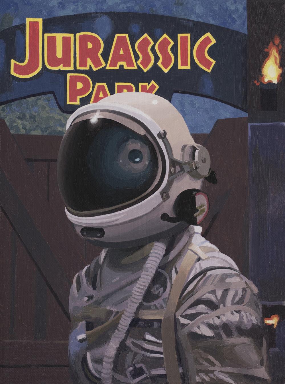 Close Up - Jurassic Park