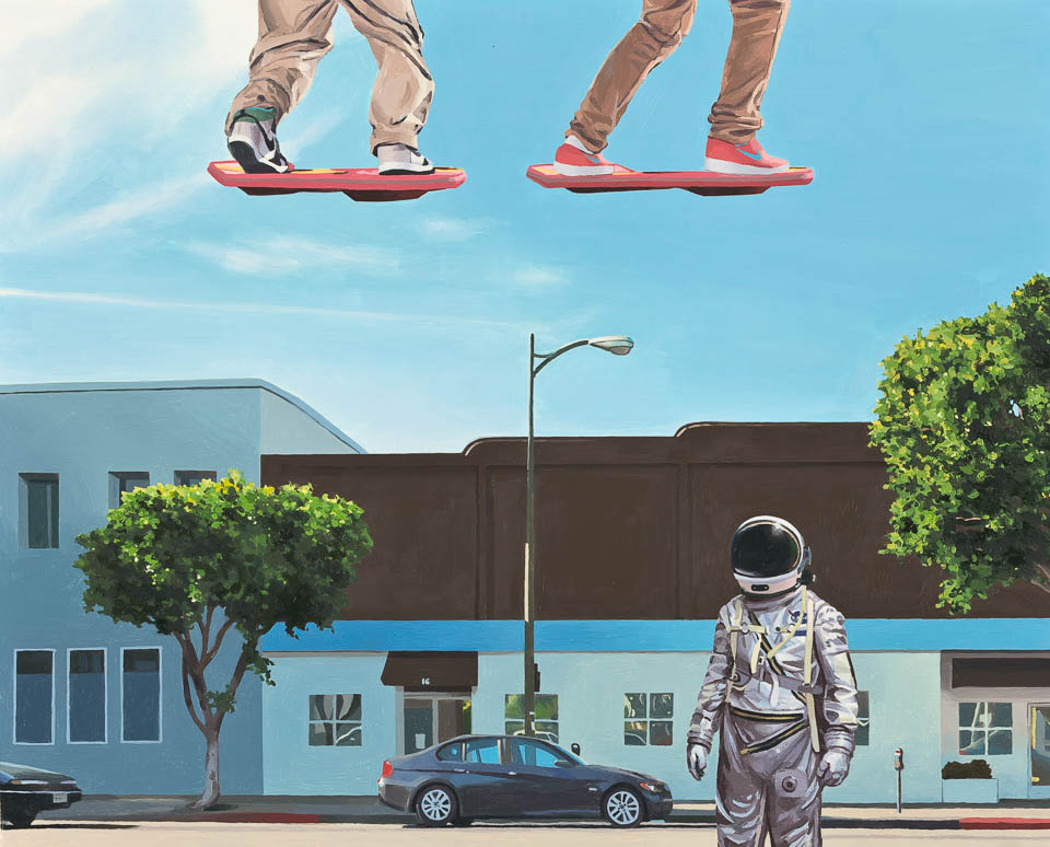 Hoverboardin'
