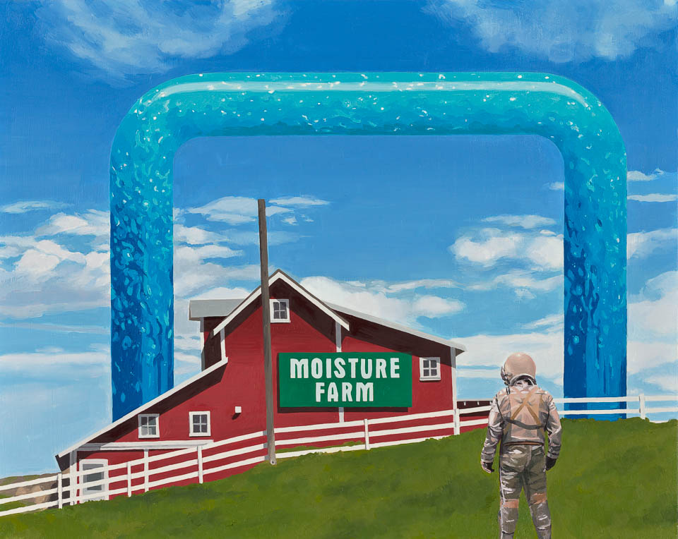Moisture Farm