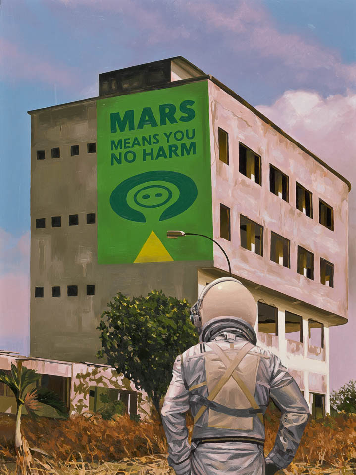 Mars Means You No Harm