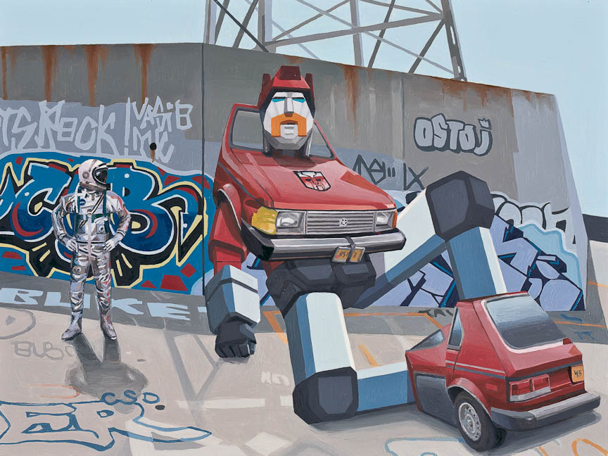 Craptimus Prime
