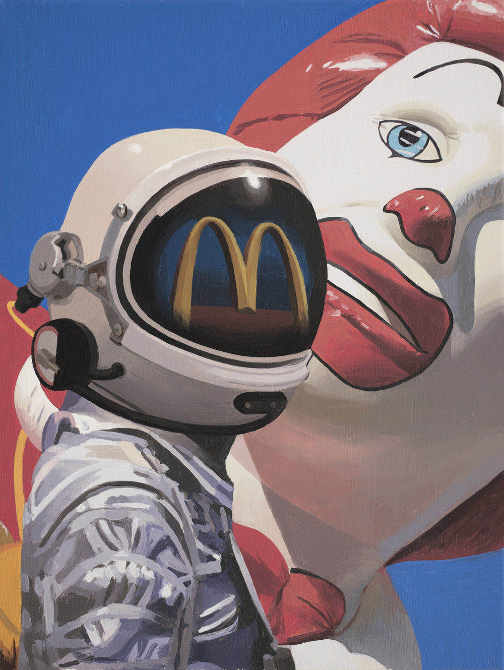 Close Up - McDonalds