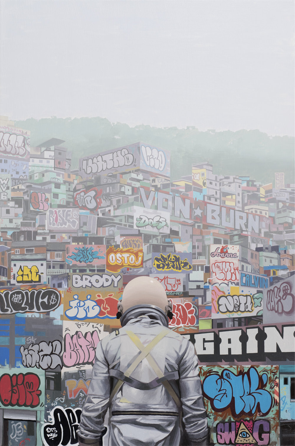 Graffiti City