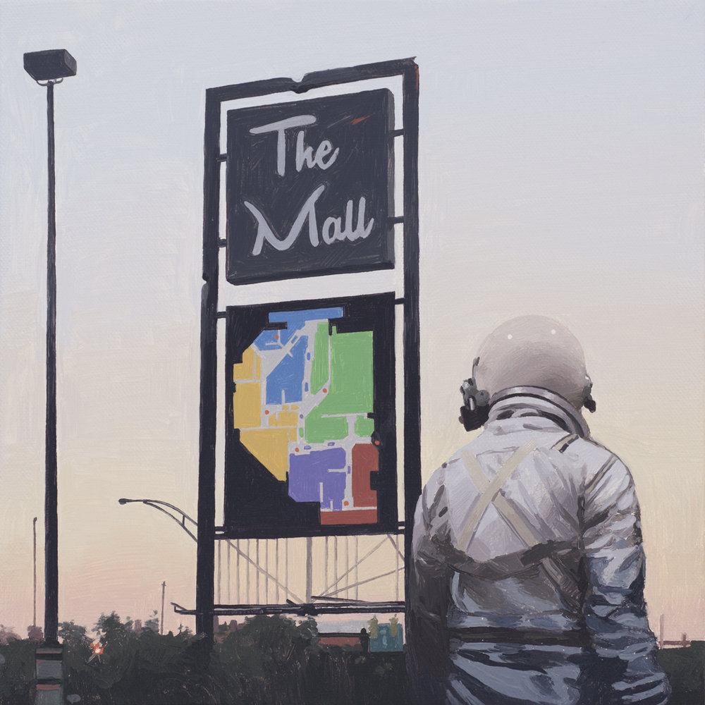 Welcome To The Mall