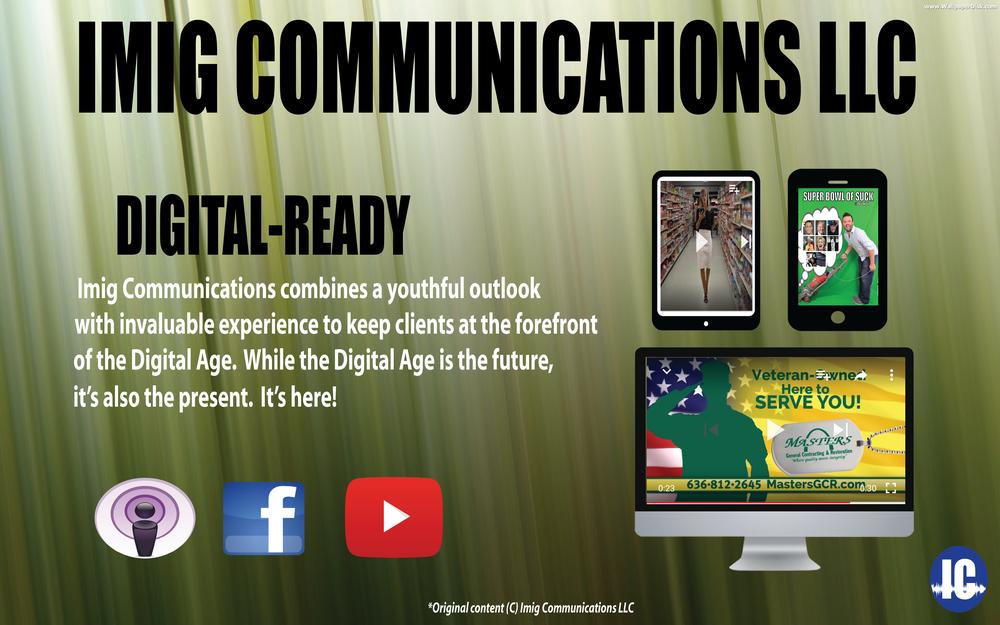 Imig Communications Digital Marketing