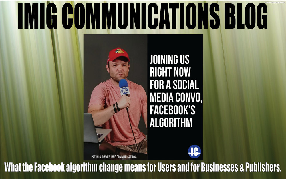 Imig Communications FB Algorithm