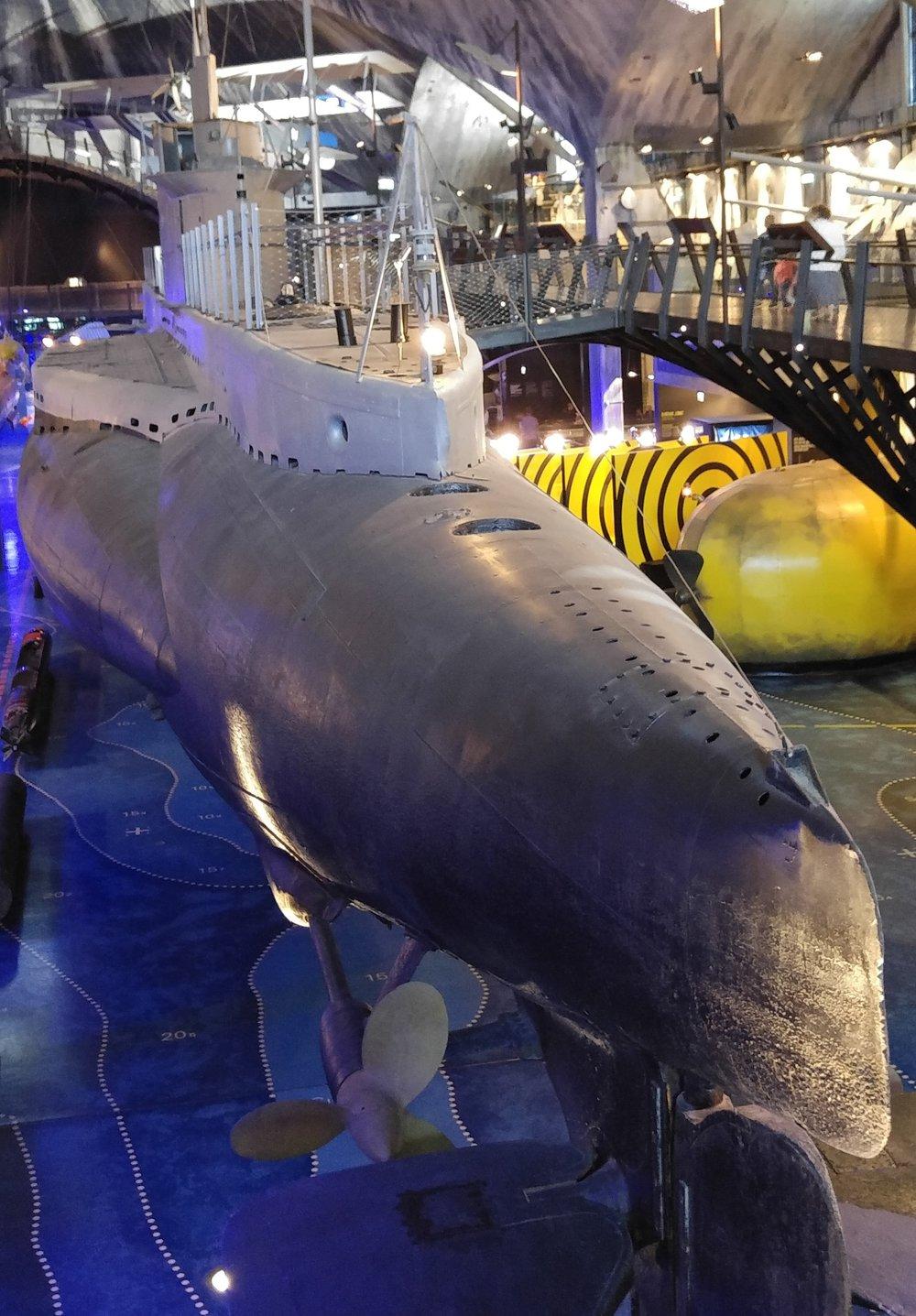 Sukellusvene Lembit