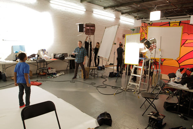 White Cyc Studio Brooklyn NY