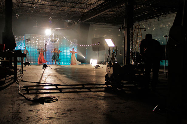 Sound Stage and Movie Studio New York City Brooklyn