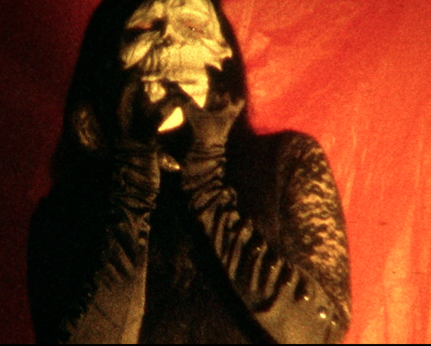 "Still from Twiggs Gorie's 2014 film ""Luciferia Locks of Horror"""