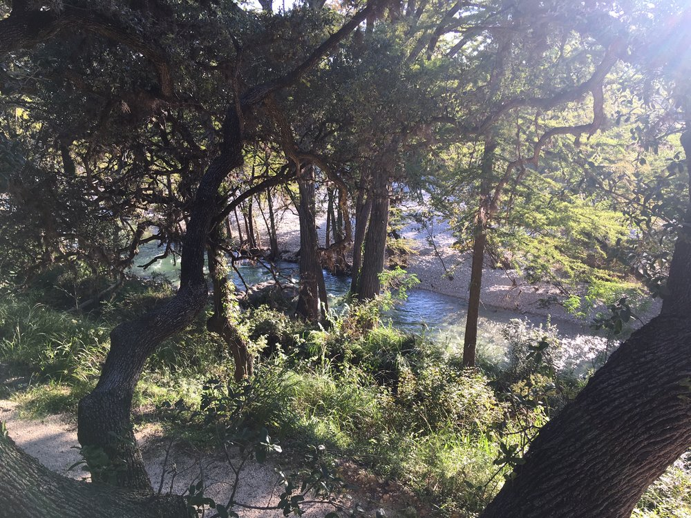 Pecos Cabin - River View