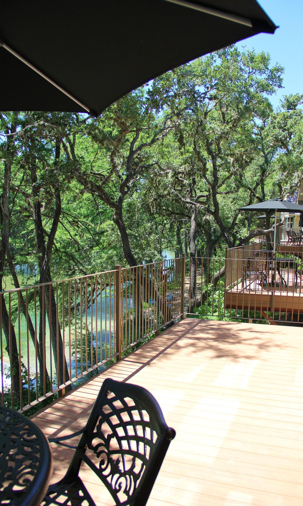 Sabine Cabin - Private Balcony