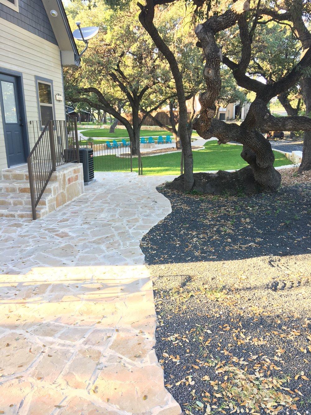 Llano Cabin - Property View