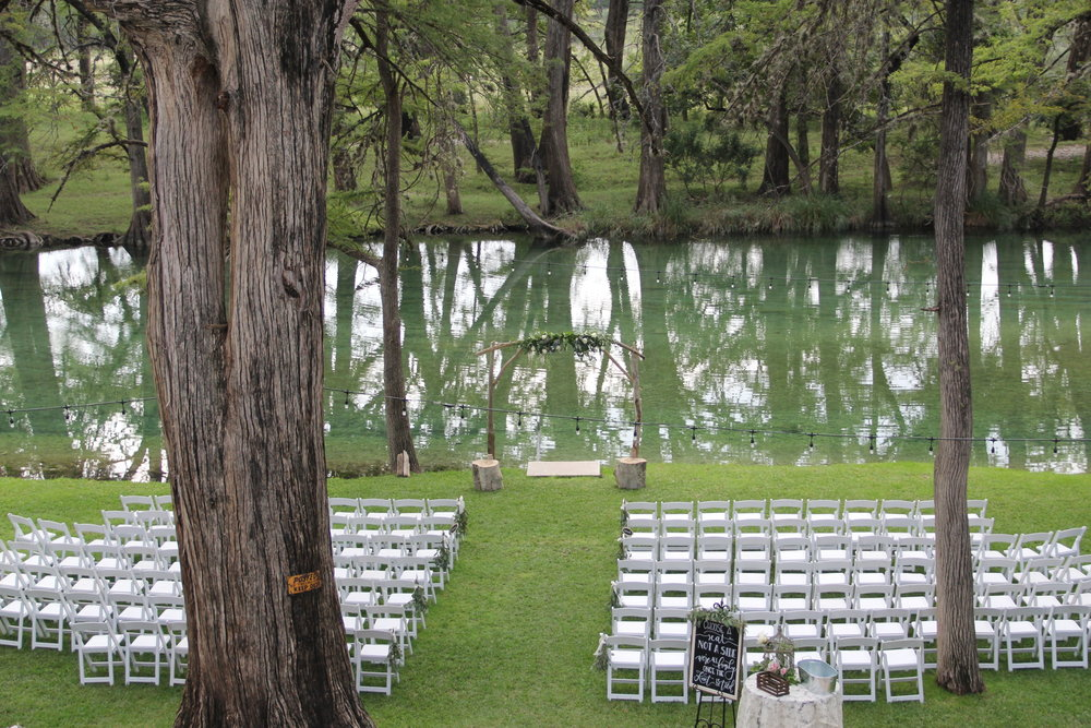 Hill Country Wedding Ceremonies & Receptions