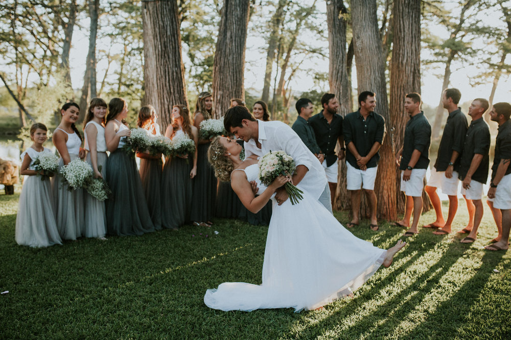 Hill Country Destination Wedding