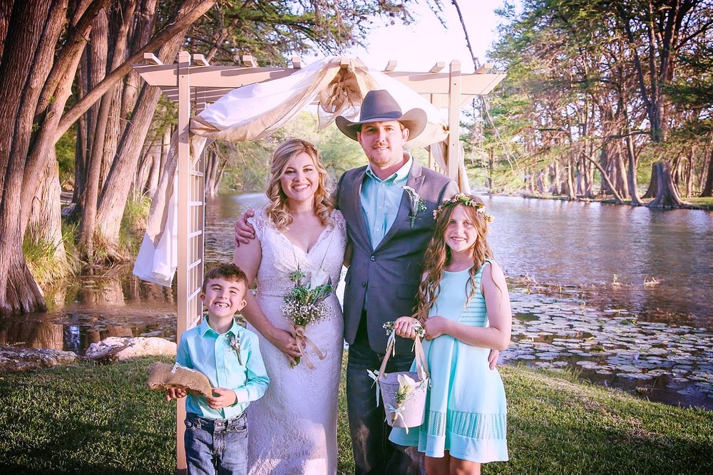 Family-Friendly Wedding Venues in the Texas Hill Country