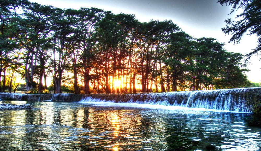 Sunset at Rio Bella