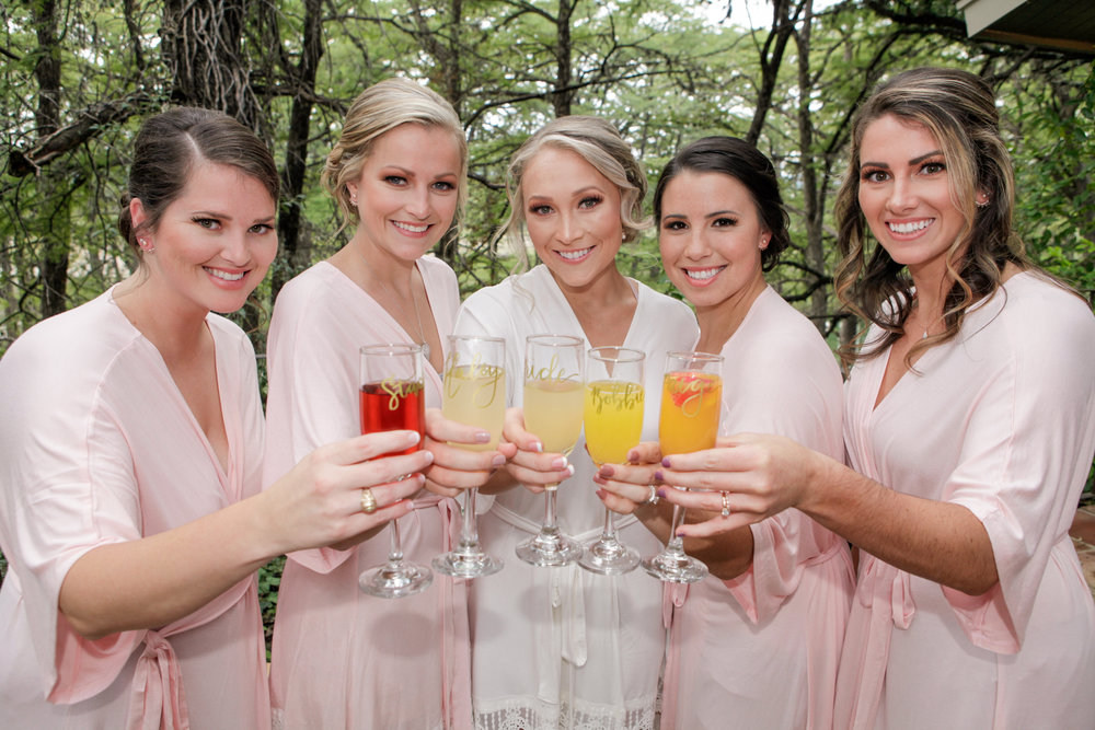 Bridal Parties at Rio Bella