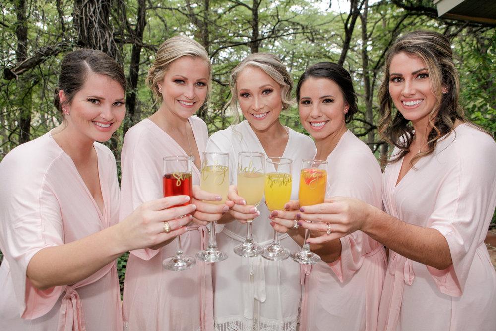 Bridal Parties at Rio Bella