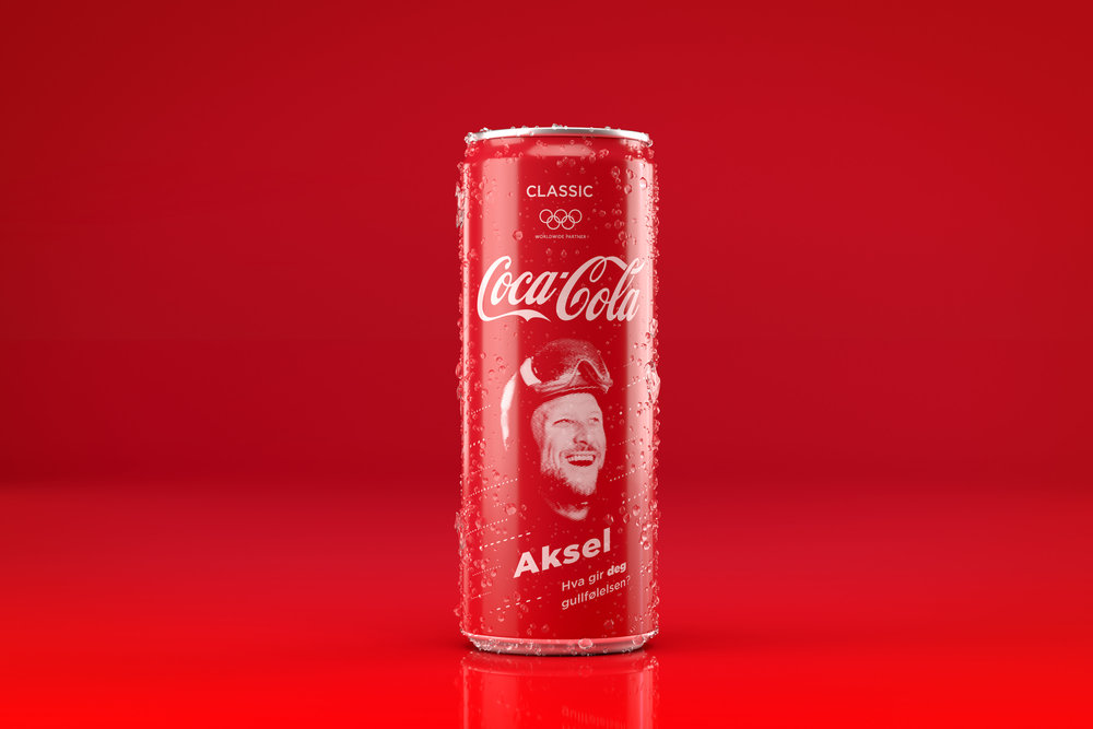 Coca Cola Classic - Single Aksel Snow - Metric - JHåland .jpg