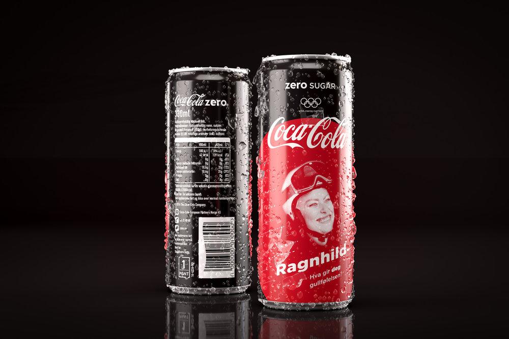 Coca Cola Zero - Duo Ragnhild Snow - Metric - JHåland.jpg