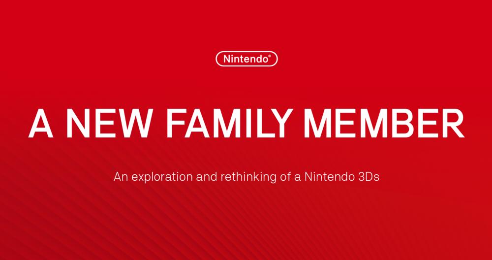Newnew Nintendo 3Ds XXL - Behance_01 title.png