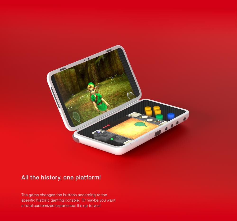 Newnew Nintendo 3Ds XXL - Behance_12 Platform.png