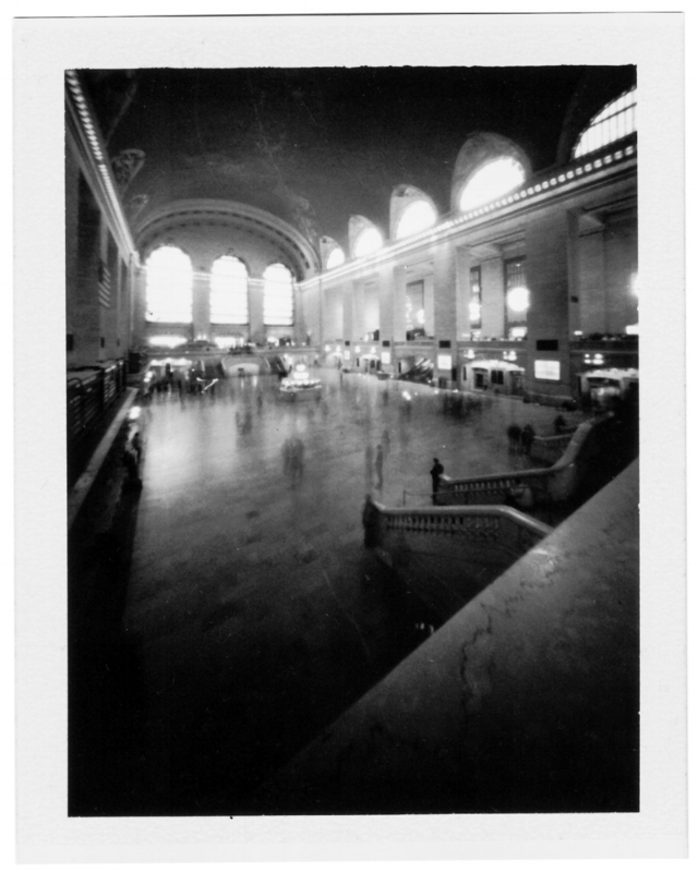 Grand Central Terminal, NYC, October 2016