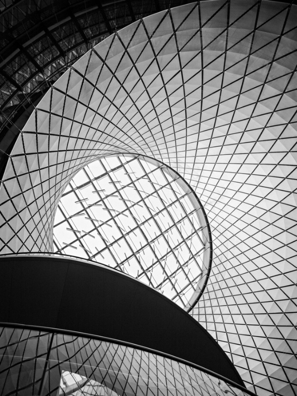 Fulton Center, NYC by Grimshaw