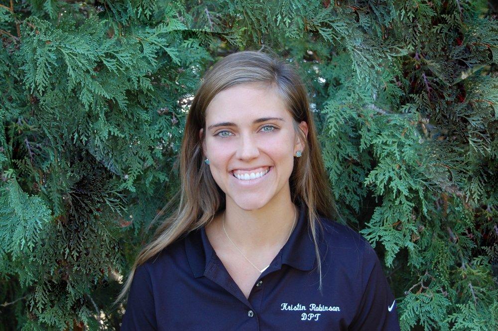 Kristen Robison, DPT