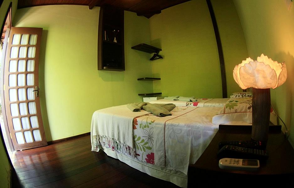 Quarto para reserva em Fernando de Noronha - Pousada Naiepe - 4