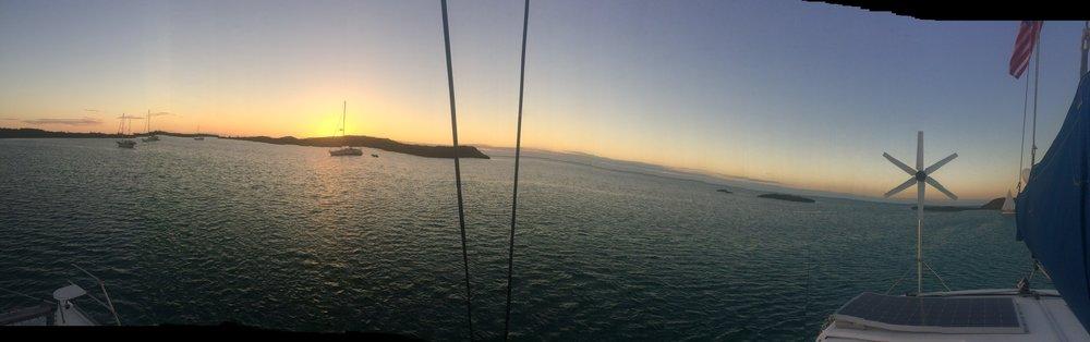 Royal Island - a sweet sailor's anchorage