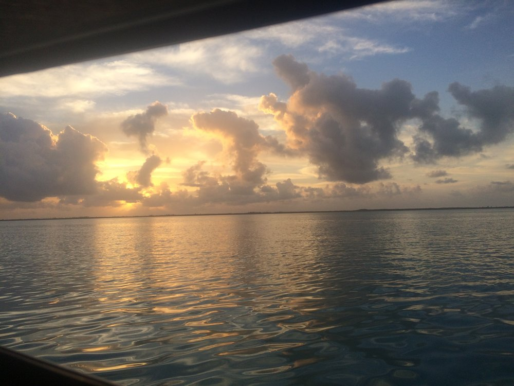 Calm Biscayne Bay