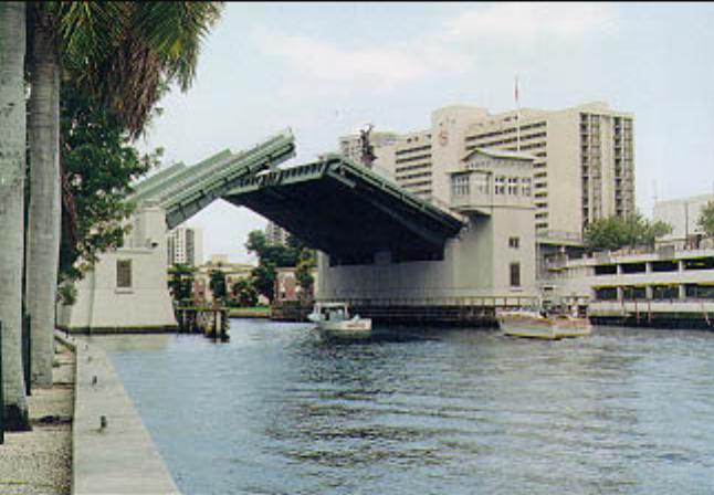 The Bricknell Bridge eventually did open.