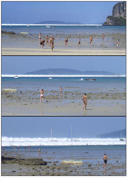 Approaching    2004 tsunami   :