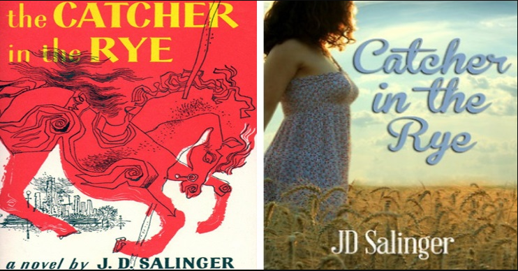 Holden Caulfield was a dreamer - maybe too much in his head!