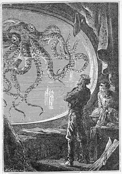 Jules Vernes' 20,000 leagues Under the Sea