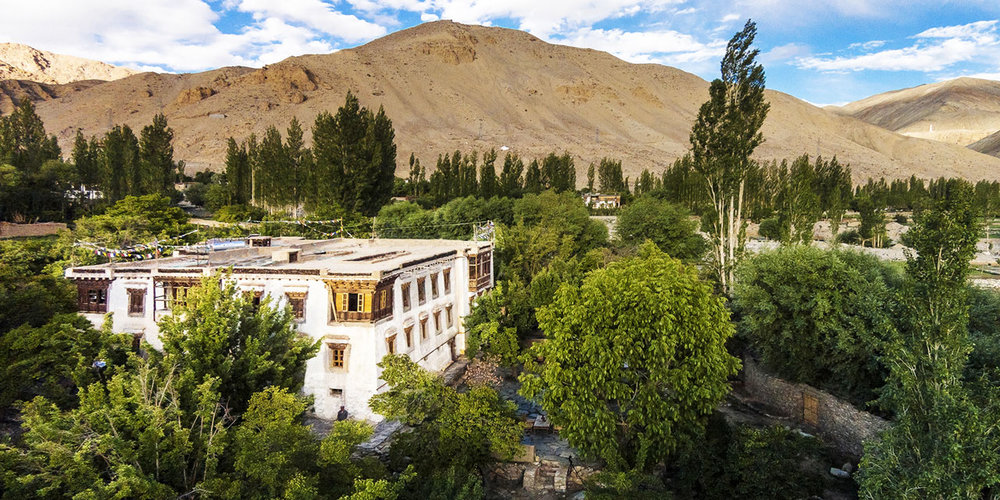 June 28 - July 7th, 2019 - Illuminating the Subtle Body Meditation & Yoga RetreatLadakh, India with Michele Loew