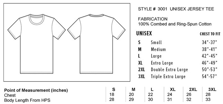 8a6a38fac They are also available in a number of variants (e.g., women's cut.  children's, long-sleeve and triblend) at varying price points.