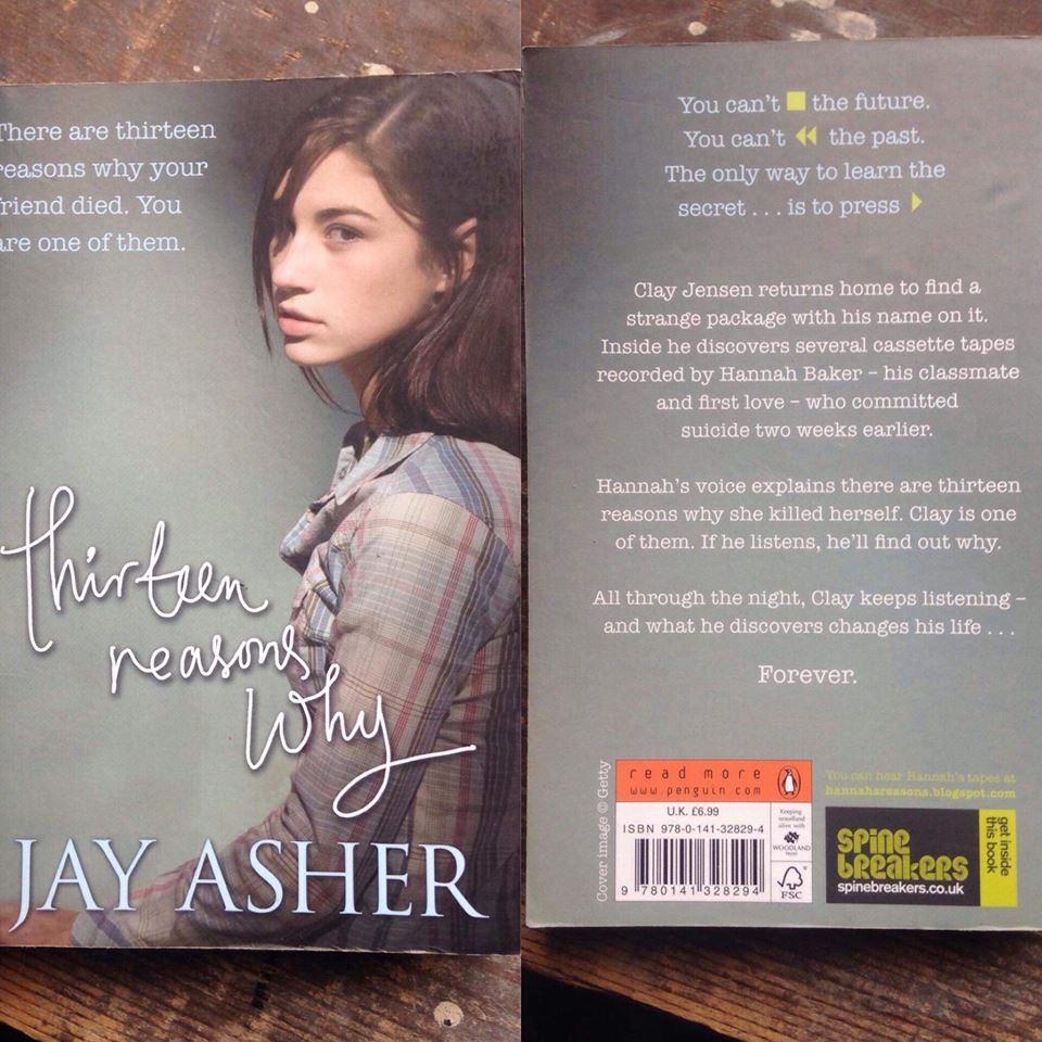 Thirteen Reasons Why,  Jay Asher