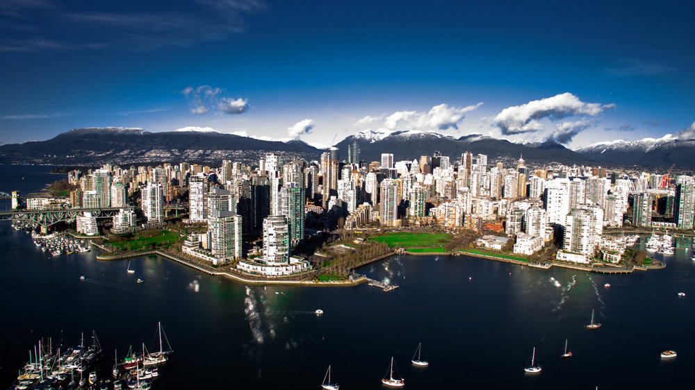 Vancouver, British Columbia. Home.