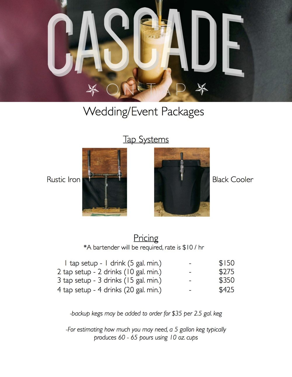 Cascade Wedding Pricing.jpg