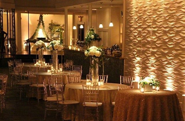 If you're looking for a stunning venue, check out The Railroad District! Everything about this place exudes elegance. Check out more pictures on our website.
