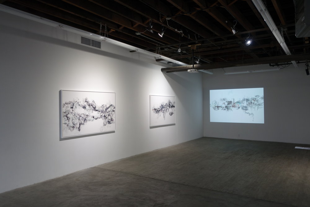 Time Waves , Installation view, 2018